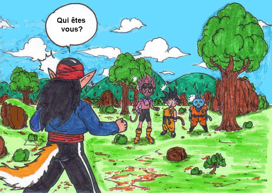 Rencontre entre fan de manga